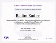 certificate extreme sales professional small